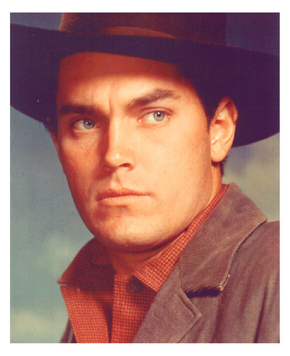 Jeffrey Hunter  outlaw
