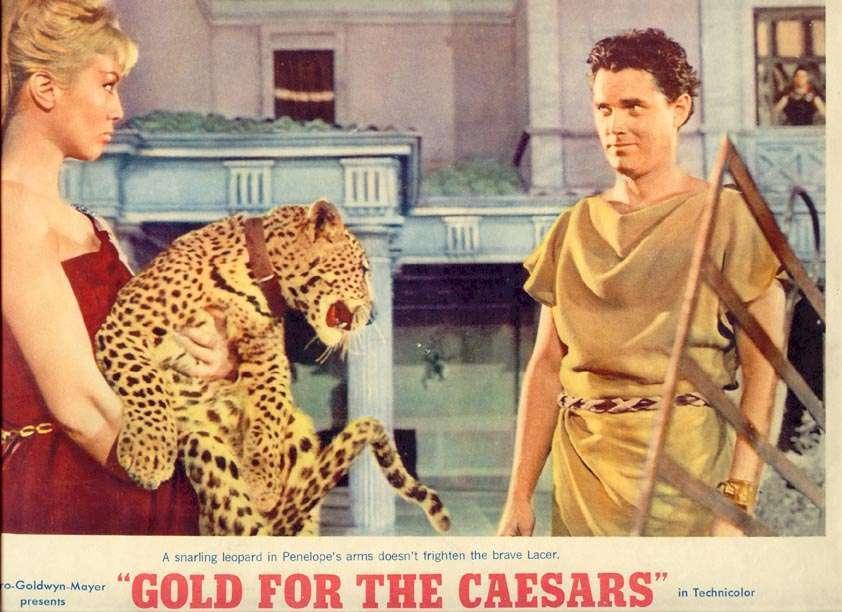 Gold for the Caesars  Jeffrey Hunter