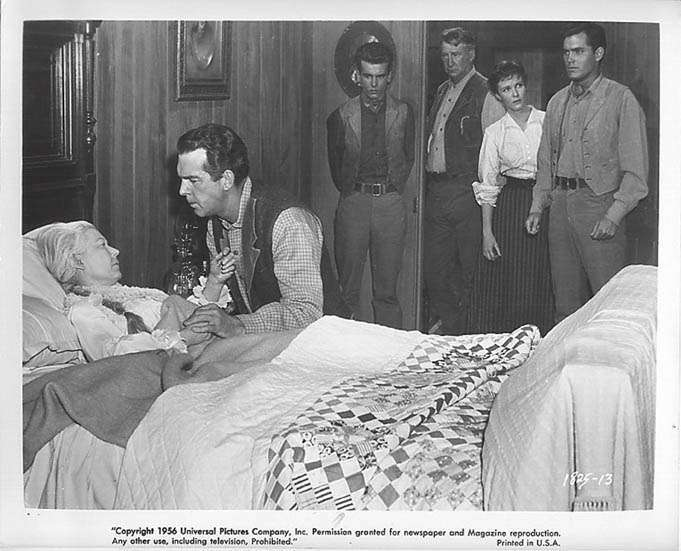 Gun for a Coward  Jeffrey Hunter  Janice Rule  Fred MacMurray