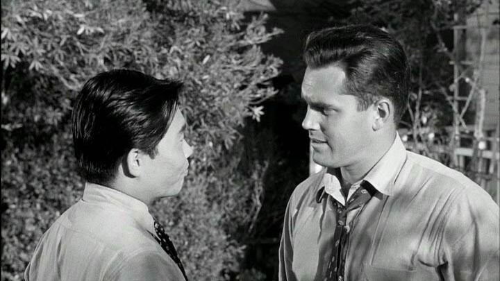 Hell to Eternity  Jeffrey Hunter  George Takei