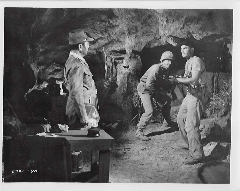 Hell to Eternity   Jeffrey Hunter  Sessue Hayakawa