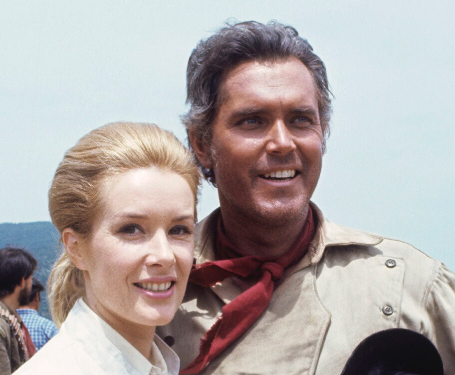 Find a Place to Die  Sally Ann Howes  Jeffrey Hunter