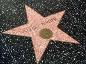 Jeff's Star on the Walk of Fame