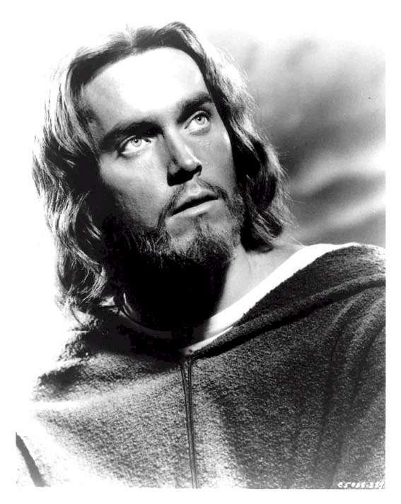 jesus christ � a tribute to jeffrey hunter