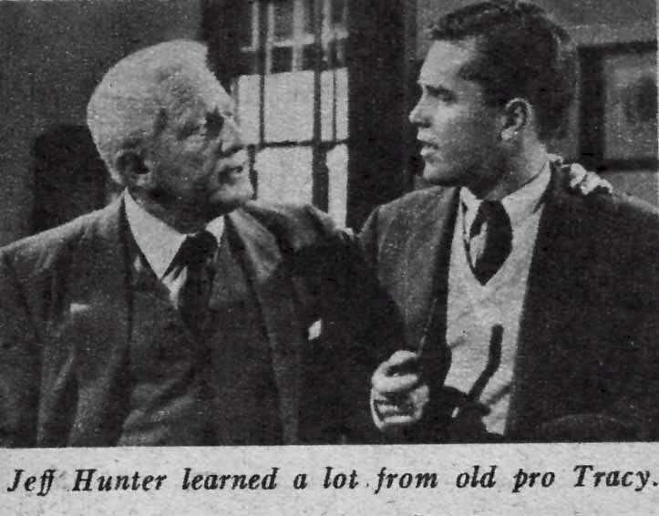 The Last Hurrah  Spencer Tracy  Jeffrey Hunter