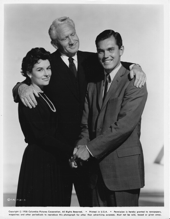 The Last Hurrah  Spencer Tracy  Jeffrey Hunter  Dianne Foster