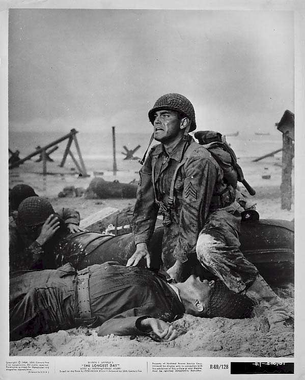 THE LONGEST DAY – A Tribute to Jeffrey Hunter