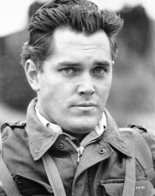 The Longest Day  Jeffrey Hunter