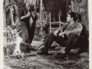 Lure of the Wilderness  Jeffrey Hunter  Walter Brennan