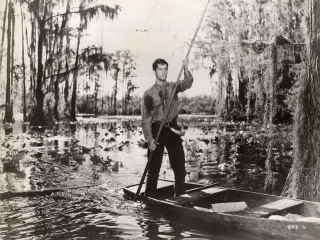Lure of the Wilderness  Jeffrey Hunter