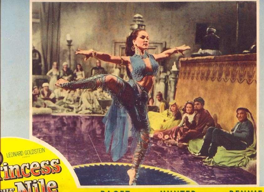 Princess of the Nile  Debra Paget