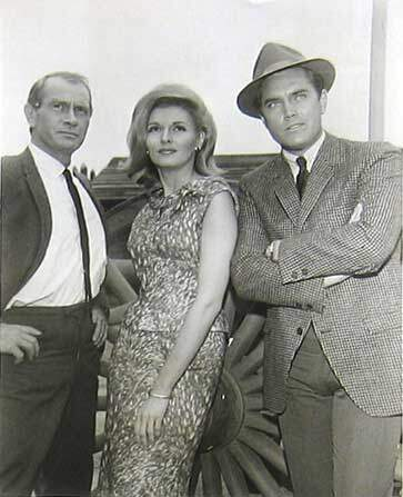 Jeffrey Hunter  Bob Hope  Chrysler Theater  Nancy Kovack  Darren McGavin