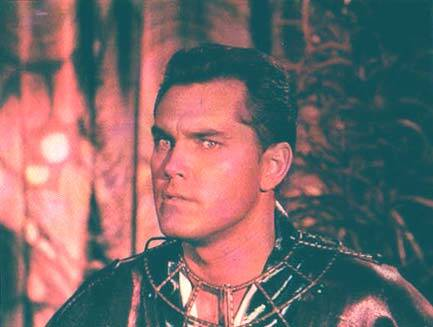 Jeffrey Hunter  Captain Christopher Pike  Star Trek