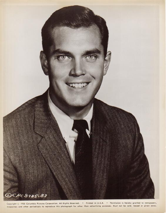 The Last Hurrah  Jeffrey Hunter