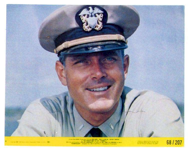 The Private Navy of Sgt. O'Farrell  Jeffrey Hunter