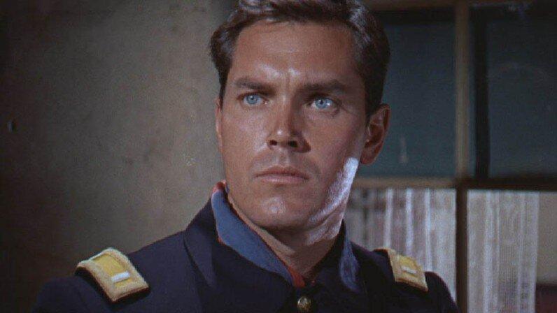 Sergeant Rutledge  Jeffrey Hunter