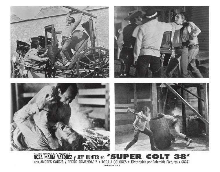 Super Colt 38   Jeffrey Hunter