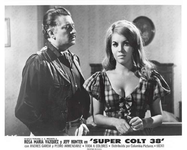 Super Colt 38   Rosa Maria Vazquez
