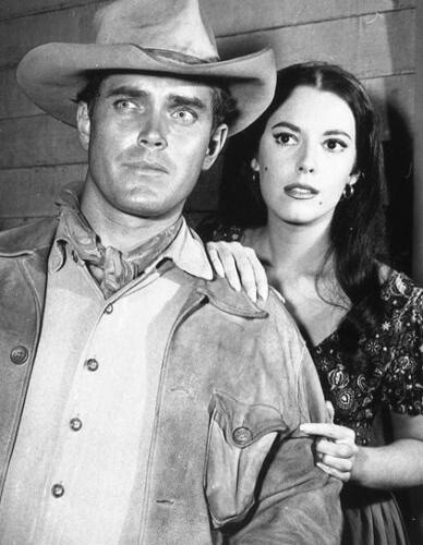 Templet Houston  Jeffrey Hunter  Susan Kohner  Toll the Bell Slowly