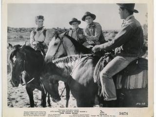 Three Young Texans  Jeffrey Hunter  Mitzi Gaynor  Keefe Brasselle