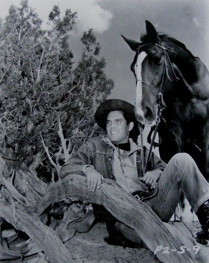Three Young Texans  Jeffrey Hunter