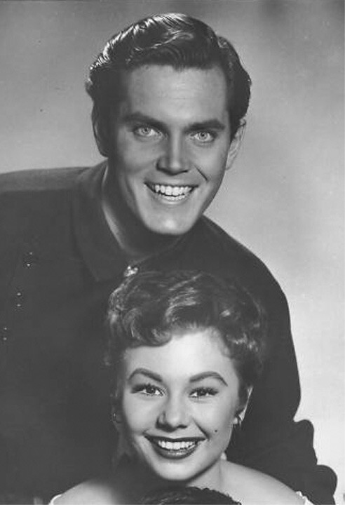 Three Young Texans  Jeffrey Hunter  Mitzi Gaynor