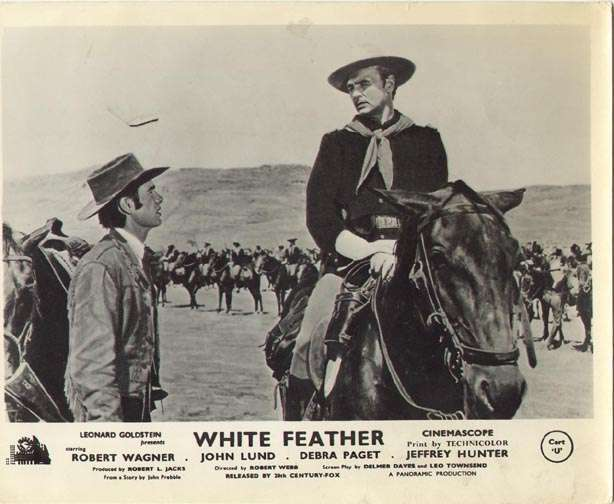 White Feather  John Lund  Robert Wagner