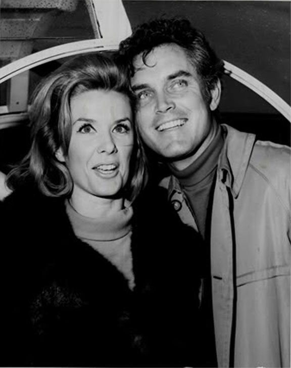 Jeffrey Hunter  Sally Ann Howes