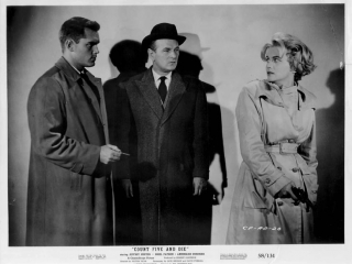 Count Five and Die Jeffrey Hunter