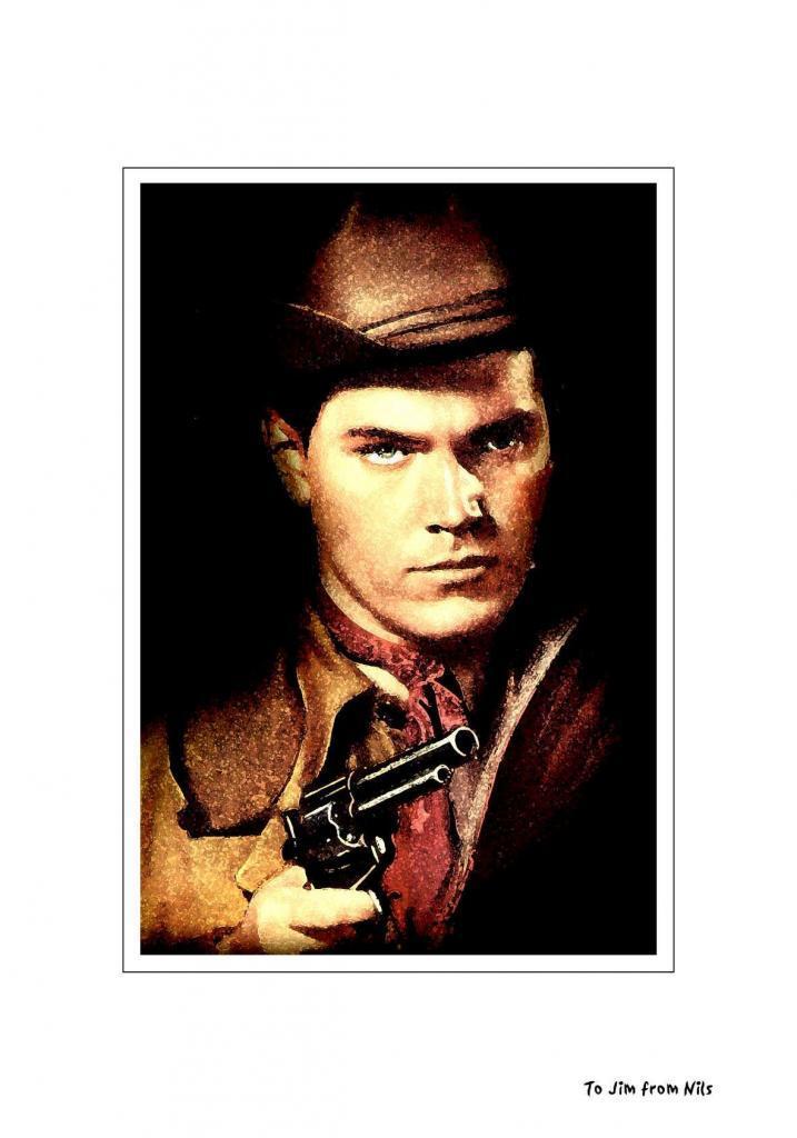 Gun for a Coward  Jeffrey Hunter