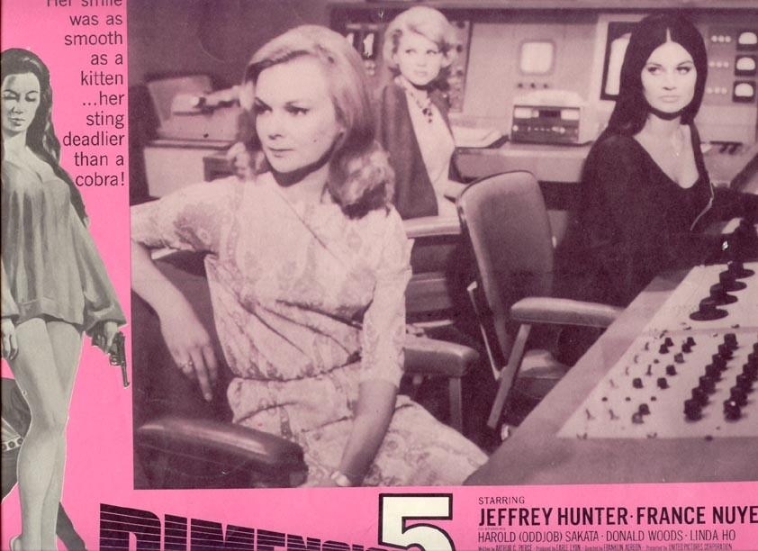 Dimension 5  Jeffrey Hunter