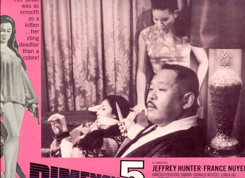 Dimension 5  Jeffrey Hunter