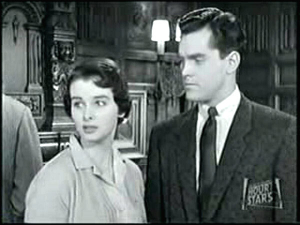 20th-Century Fox Hour  The Empty Room  Jeffrey Hunter  Audrey Dalton