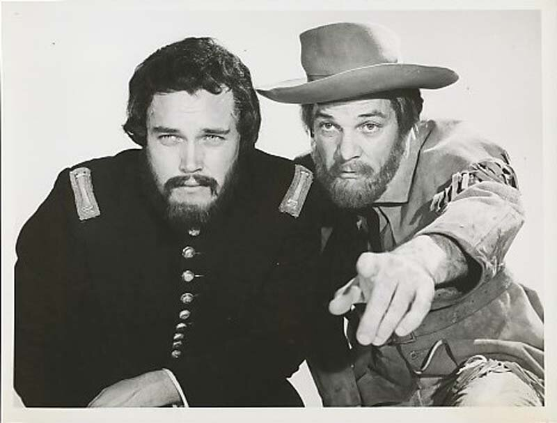 Jeffrey Hunter  Our American Heritage  Destiny, West!  James Daly