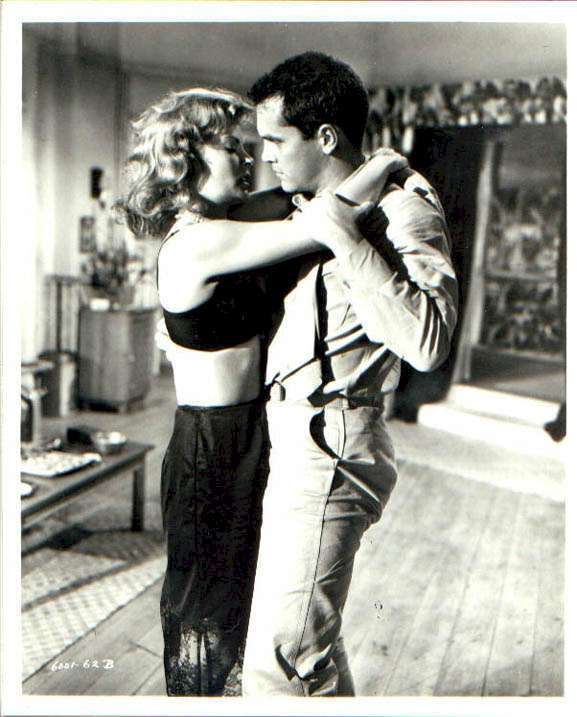 Hell to Eternity   Jeffrey Hunter  Patricia Owens