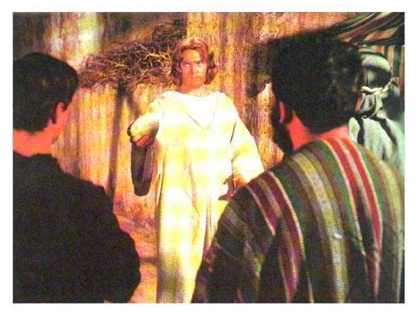 King of Kings  Jeffrey Hunter  May whoever is without sin cast the first stone