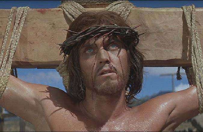 King of Kings  Jeffrey Hunter  Jesus Christ
