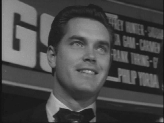 King of Kings  Jeffrey Hunter  film premiere  Egyptian Theater  Hollywood