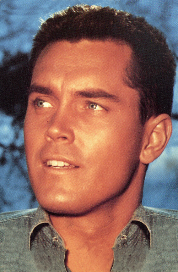 Lure of the Wilderness  Jeffrey Hunter