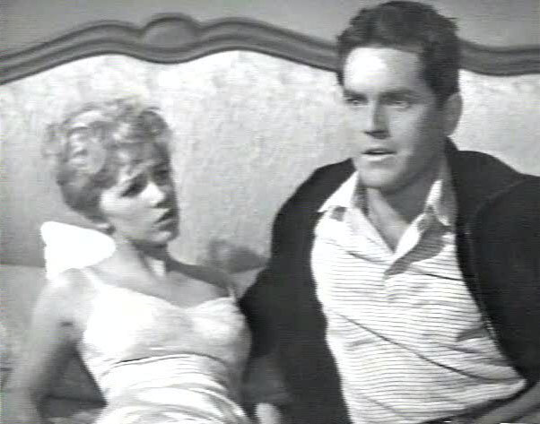 Man-Trap  Jeffrey Hunter  Stella Stevens