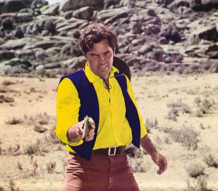 Murieta!  Jeffrey Hunter