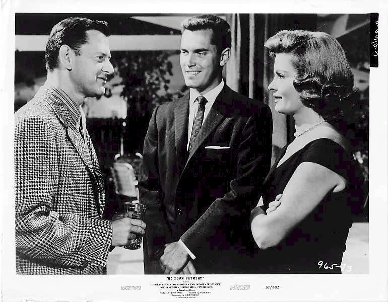 No Down Payment  Jeffrey Hunter  Patricia Owens  Tony Randall