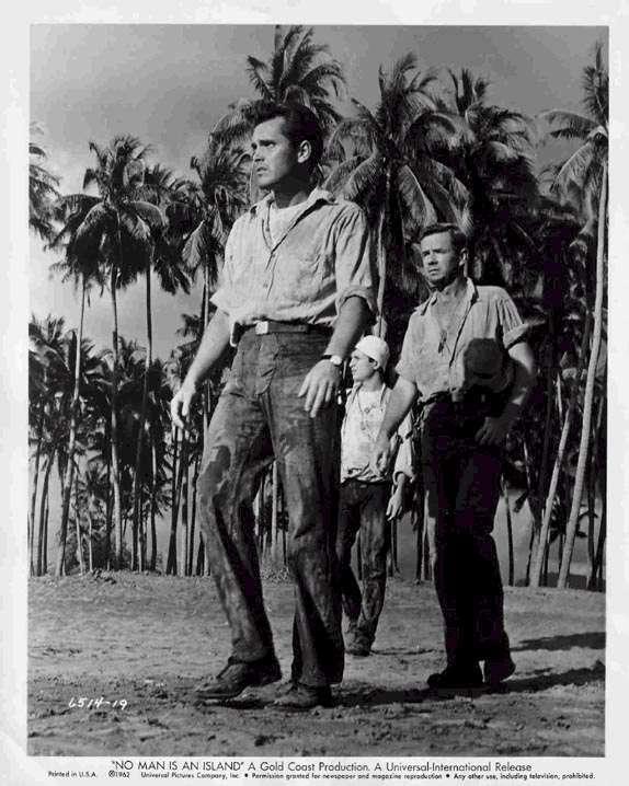 No Man is an Island  Jeffrey Hunter  Marshall Thompson