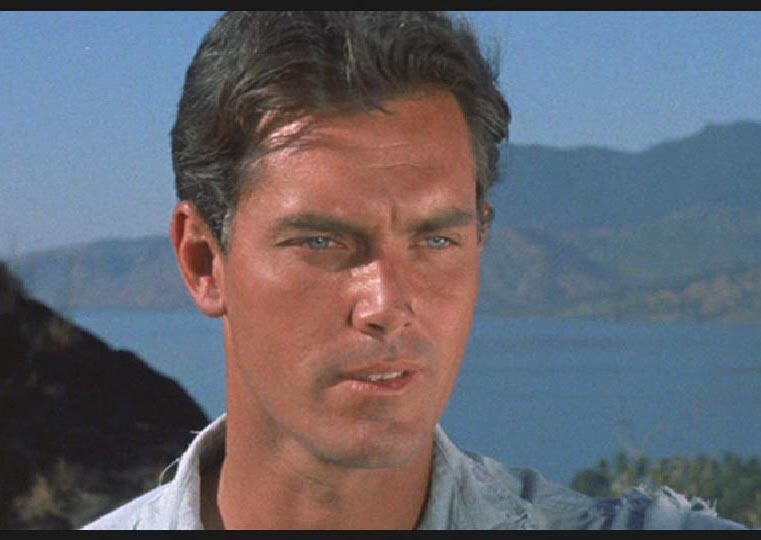 No Man is an Island  Jeffrey Hunter