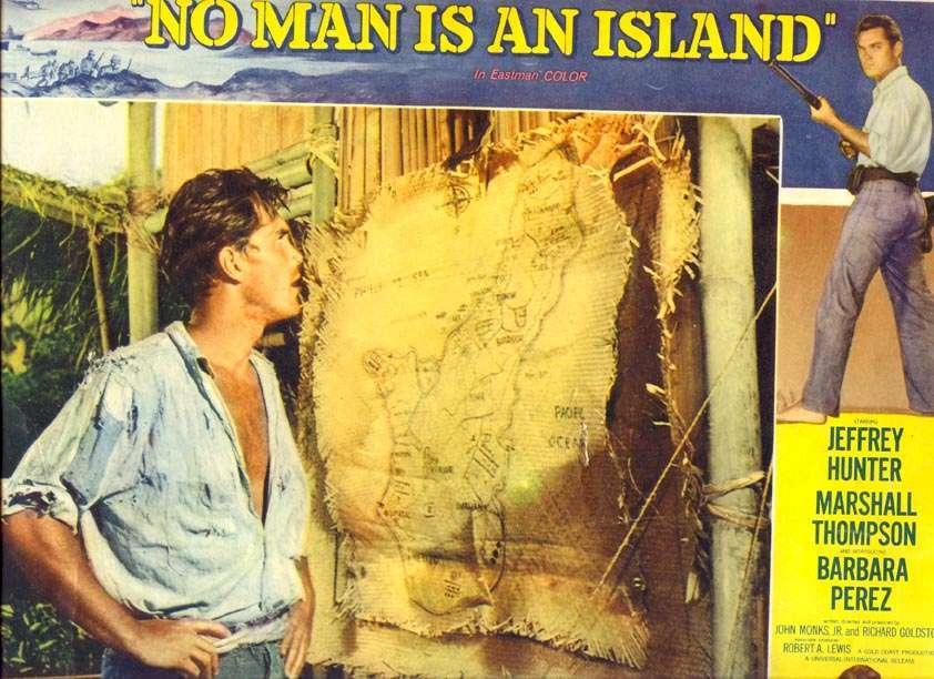 No Man is an Island  Jeffrey Hunter