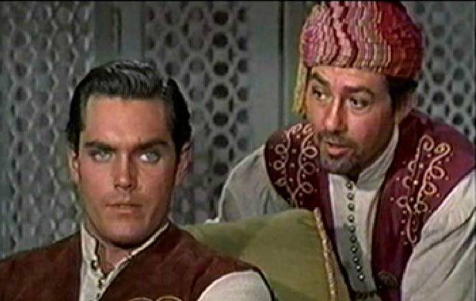 Princess of the Nile  Jeffrey Hunter