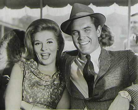 Jeffrey Hunter  Bob Hope  Chrysler Theater  Nancy Kovack