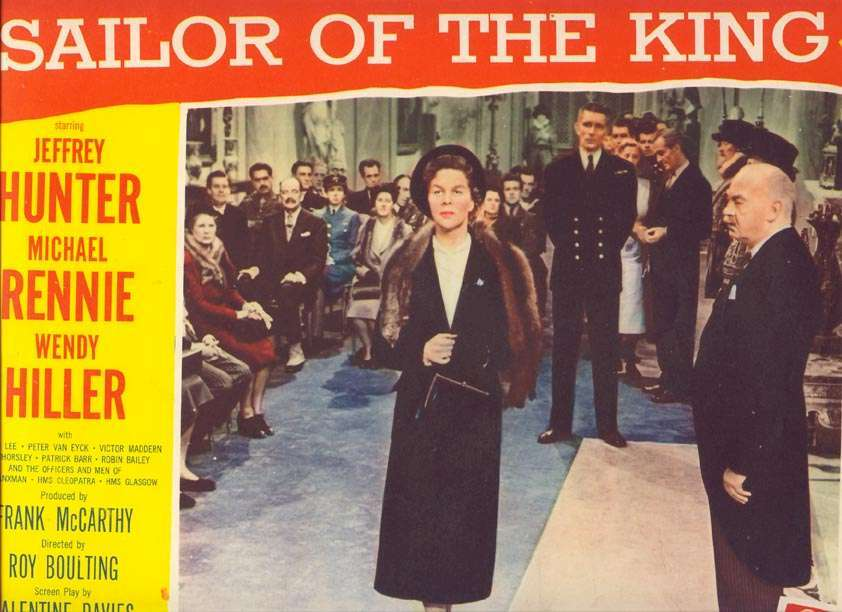 Sailor of the King  Wendy Hiller  Michael Rennie