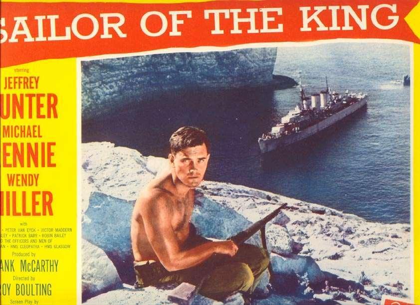 Sailor of the King  Jeffrey Hunter