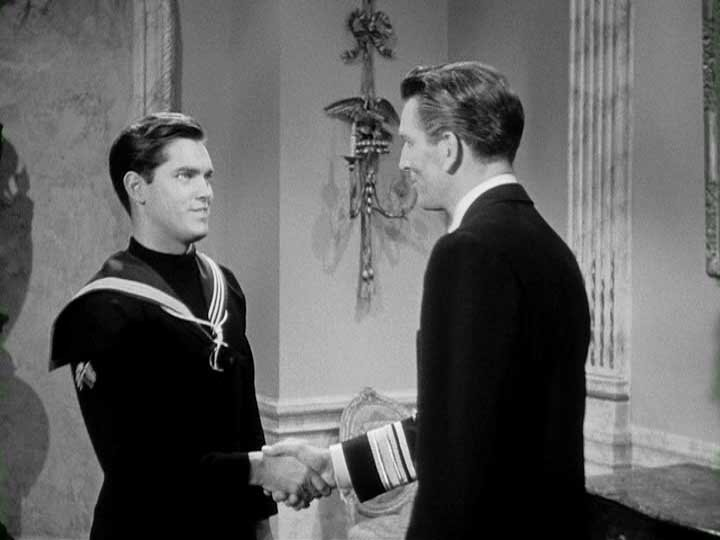 Sailor of the King  Jeffrey Hunter  Michael Rennie